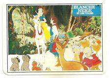 CPM - Walt Disney - Blanche neige et les 7 nains - Réf 5/3 - Postcard