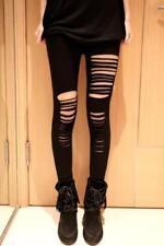 Slim, Skinny, Treggins Leggings Ripped Pants for Women