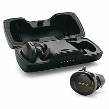 Bose SoundSport Earpiece Free Truly Wireless Sport Earphones Black