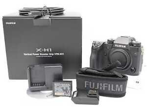 Fujifilm Fuji X-H1 Kamera (Nur Gehäuse) 12.000 Auslösungen im Top Zustand