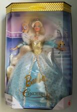 Barbie Doll Cinderella Collector Edition 1996 Mattel Vintage Imperfect Package
