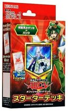 Yu-gi-oh Zexal Official Card Game Starter Deck 2014 From Japan