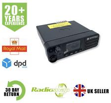Motorola DM4400 Vhf 136-174MHZ Haute Puissance Portable MBA307D (MDM28JQC9JA2AN