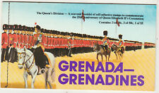 GRENADA  GRENADINES , 1978 CORONATION, BOOKLET MNH