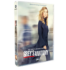 Grey's Anatomy Season 16 DVD Complete Fifteenth (5-Disc Set) Factory Sealed US