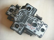 A GENUINE  1997-2001 SKODA FELICIA REAR BACK LAMP LIGHT BULB HOLDER / SOCKETS
