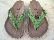 Birkenstock TATAMI Adria EURO 35 L 4 - 4.5 225 Peridot green Regular leather