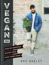Vegan 100 by Gaz Oakley (NEW Hardback)