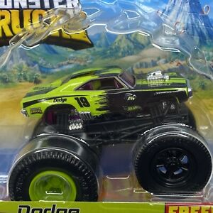 NEW | Hot Wheels | Dodge Charger R/T | Monster Trucks | Twisted Treads | 2020