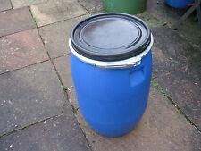 Parassiti a prova di grande vasca in plastica/BARILE Cavallo/pollame/cibo per cani Storage Bin 30 LITR