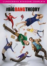 THE BIG BANG THEORY - STAGIONE 11  2 DVD  COFANETTO