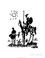 Don Quixote, c.1955 Art Print By Pablo Picasso - 22x28