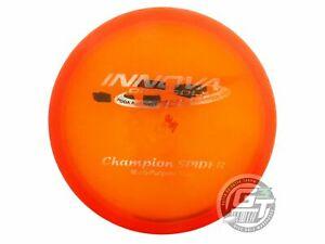 USED Innova Champion Spider 166g Orange Silver Foil PFN Midrange Golf Disc