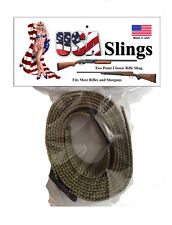 Rifle Sling OD Green - 2 Point Gun Sling