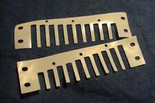 Harmonica Gaskets for Hohner Marine Band Deluxe. Free Shipping!