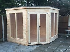 summer house corner style 7x7 ideal pub shed games room etc