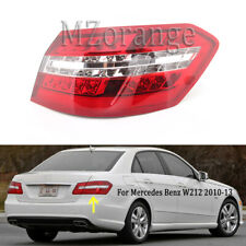 Right Side For Mercedes Benz E-Class W212 E350 E400 E550 E63 Tail Light 2010-13