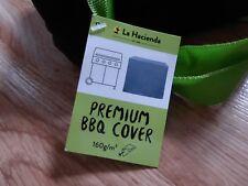 La Hacienda 60598 Premium Housse pour barbecue Large 123 x 153 x 63 cm noir ** Nouveau **
