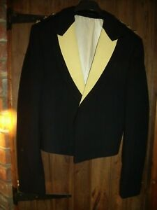Vintage Army Officers Mess Dress Jacket by G.D Golding by appoint Saville Row