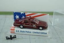 Busch 47683 Chevrolet Caprice Minnesota State Patrol - Police HO Scale - 1:87
