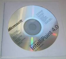 Microsoft IntelliPoint 4.0 Mouse Install Software CD-ROM (2001)