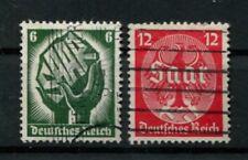 Deutsches Reich DR Mi.Nr. 544-545 Saarabstimmung gestempelt #