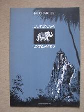 "CHARLES JF - PORTFOLIO ""INDIA DREAMS"" N°176/250 & SIGNE - POINT IMAGE"