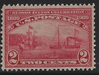 US Stamps - Scott # 372 - Mint Hinged - VF Centering                     (A-502)