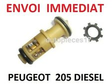 KIT JOINT + CLIPS + NOTICE REPARATION PANNE SUPPORT FILTRE GAZOIL PEUGEOT 205 D