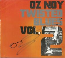 Twisted Blues, Vol. 2 * by Oz Noy (CD, 2014, Abstract Logix) Original Signed