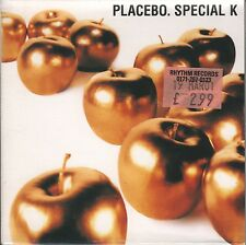 Placebo CD-Single Special K (C) 2001 CARDSLEEVE