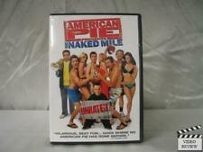 American Pie Presents: The Naked Mile (DVD, 2006, Un...
