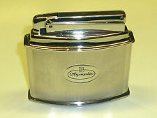 """KW (KARL WIEDEN) TABLE AUTOMATIC LIGHTER - """"OLYMPIA"""" - 1951 - MADE IN GERMANY"""