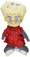 "Trigun ~ 8"" VASH THE STAMPEDE PLUSH FIGURE ~ Official Great Eastern Company"