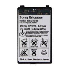 Sony Ericsson Standard 670mAh Battery (BST-30) OEM