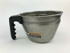 Bunn Stainless Steel Coffee Filter Funnel Basket With Wire 7 18d Dual131933