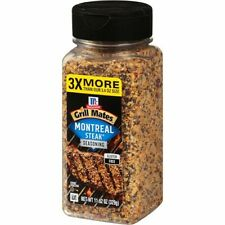 McCormick Grill Mates Montreal Steak Seasoning Value Size