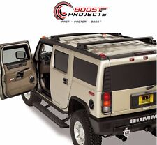 AMP Research PowerSteps Hummer H2/H2 SUT 5-Year Warranty 2003-2009 75107-01A