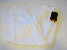 Wilson Athletic Adult Mens M Baseball Pull up Pant 1 pair white sports A4374 NOS