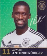 Rewe WM 2018 Sammelkarten 11 - Antonio Rüdiger