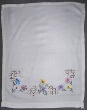 Cotton Clothing Antique Embroidery