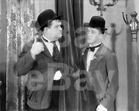 Laurel & Hardy, Stan Laurel, Oliver Hardy 10x8 Photo