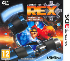 Generator Rex Agente Di Providence Nintendo 3DS IT IMPORT ACTIVISION BLIZZARD