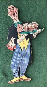 vintage Gay 90s Rumpus Room Pin ups Home Decor The Dolly Toy Company No 235