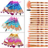 20pcs Eyeshadow Eye Shadow Foundation Blending Brush Set Makeup Cosmetic Tool R