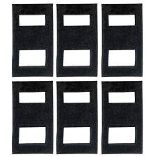 6 Foam Filter Blocks For Fluval SPEC Aquarium