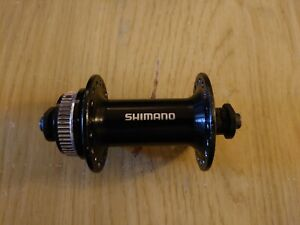 Shimano HB-TX505 - 36H - Front Hub Center Lock Disc quick release fitting