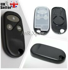 Replacement Remote Key Fob Case Shell 3 Buttons for Honda Civic Crv Accord Jazz