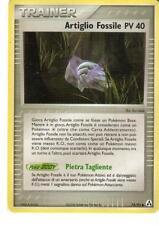 CARTA POKEMON - TRAINER - ADDESTRAMENTO - ARTIGLIO FOSSILE - 78/92 - COMUNE