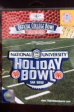 NCAA College Football Holiday Bowl Patch 2014/15 Nebraska, USC